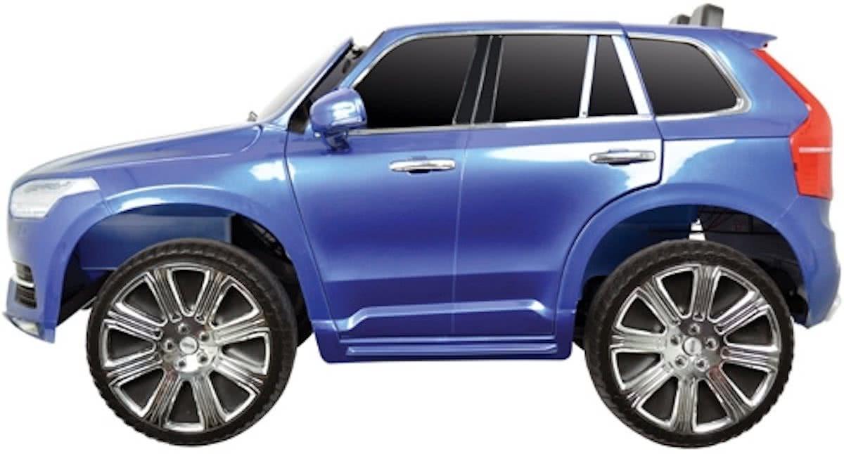 Volvo Xc90 Battery 12v Car Blue Internet Toys