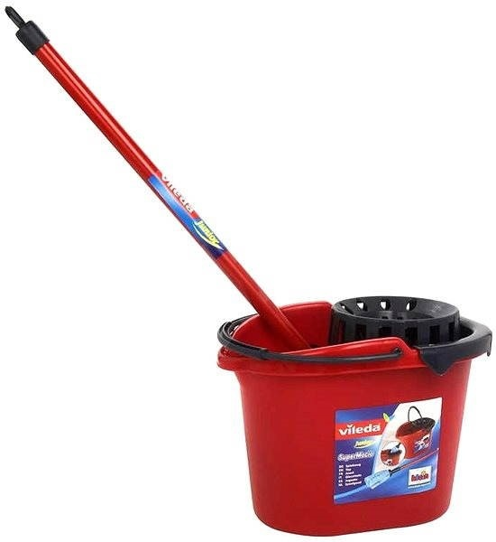 Vileda Mop And Bucket Mini Internet Toys
