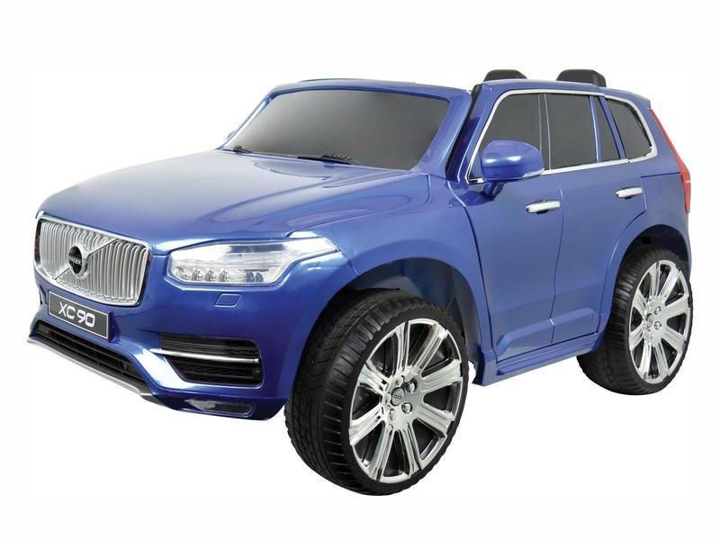 Volvo Xc90 Accuvoertuig 12v Auto Blauw Internet Toys