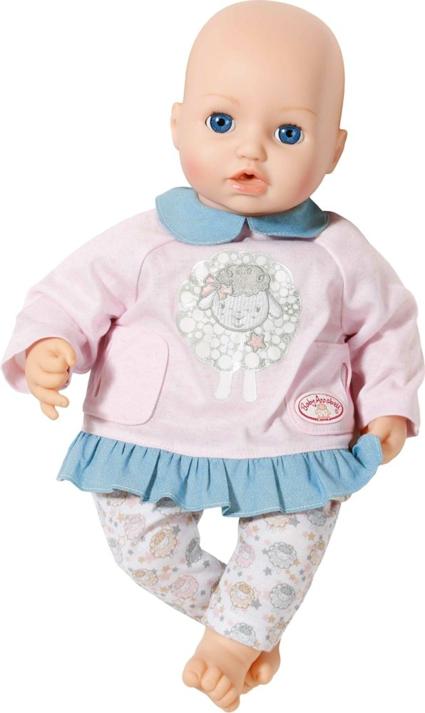 Baby Annabell Clothing Set Play Pink Blue 3 Piece