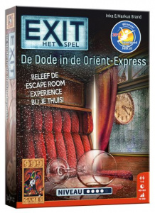999 Games conundrum EXIT - The dead man in the Orient Express