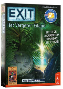 999 Games conundrum EXIT - The Forgotten Island
