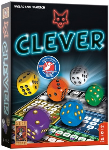 999 Games dice game Clever