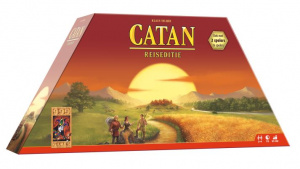 999 Games reisspel Catan: Reiseditie