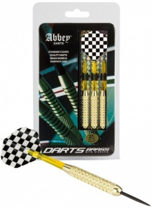 Abbey Darts dartpijlen Brass steeltip