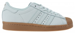 detailed look d6496 ec5a4 adidas sneakers Superstar 80 s ladies mint green