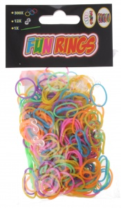 TOM Fun Rings bracelet braids 313 pcs