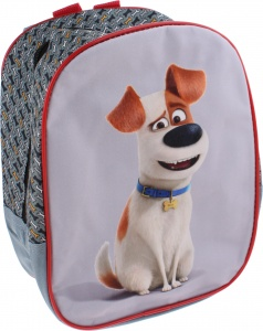 Amigo rugzak Secret Life of Pets 6,5 liter
