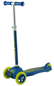 AMIGO 3step kinderstep Junior Foot brakes Blue/Yellow