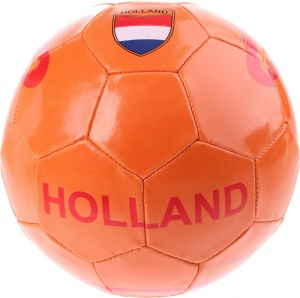 TOM Hollande pompe de football avec orange taille 5