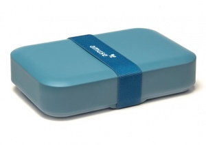 Amuse bread bin Large 1.5 liters blue