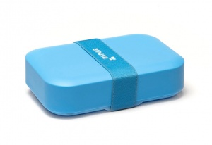Amuse bread bin Medium 1 litre blue