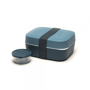 Amuse lunchbox 3-in-1 grey