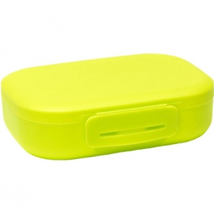 Amuse lunchbox with clip Medium 1 liter green