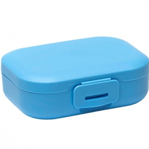 Amuse snackbox Small 300 ml blau