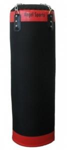 189ba94e6cf Angel Sports Bokszak 60 cm 10 kg zwart/rood