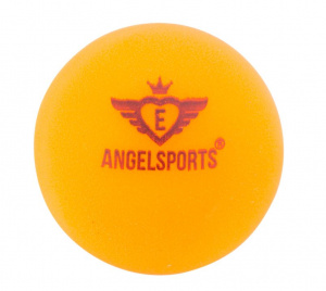 Angel Sports indoor hockeybal 67 mm vinyl oranje