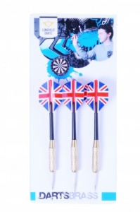 Angel Sports dart arrows steel tip brass