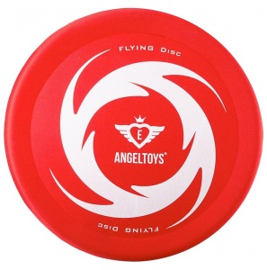Angel Toys frisbee 40 cm rood