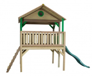 AXI Baloo playhouse 377 x 200 x 274 cm bright