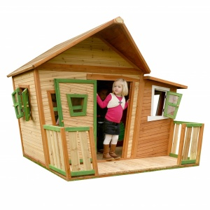 AXI Lisa playhouse 174 x 180 x 167 cm bright