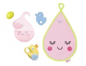 BABY born badaccessoires multicolor 5-delig