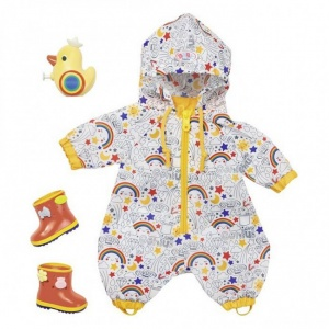 BABY born outdoor Fun outfit voor pop tot 43 cm