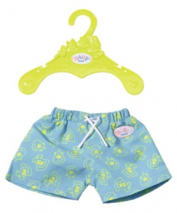 BABY born swimming shorts turquoise 43 cm