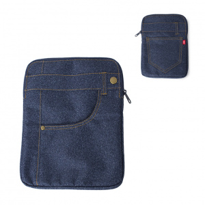Balvi protective cover iPad Jeans & Co. 27 cm polyester blue