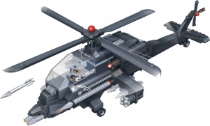 BanBao bouwpakket Defence Force 3-in-1 helikopter 295-delig