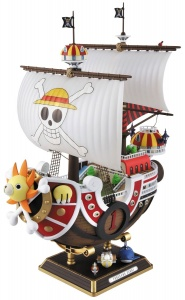Bandai One Piece Collection modellbau Tausend Sonnig 30 cm