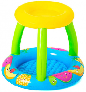 Bestway kinderbecken Junior 94 x 89 cm Vinyl