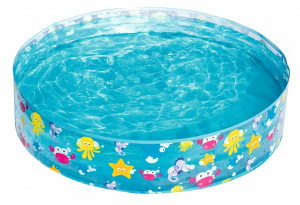 Bestway kinderbecken Fill-N-Fun junior 122 x 25 cm Vinyl blau