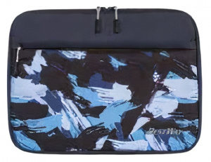 Bestway laptophoes Evolution 14 inch polyester blauw