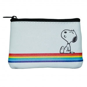 Blueprint Collections Ltd brieftasche Snoopy junior 7,5 x 11 cm weiß