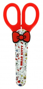 Blueprint Collections scissors Hello Kitty red/white 14 cm