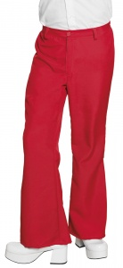 Boland unisex dance pants red