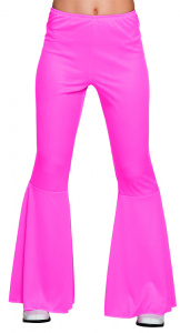 Boland hippie pants ladies polyester pink size M