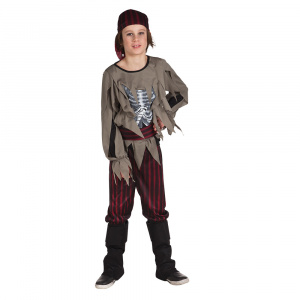 Boland children's costume Zombie Pirate boys polyester 4-6 years