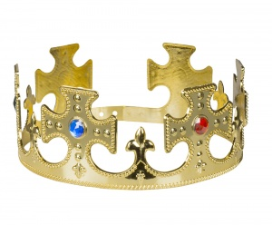 Boland crown king gold adjustable