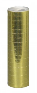 Boland serpentine 1 roll 400 cm metallic gold