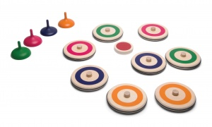 BS Toys indoor curling 13-delig