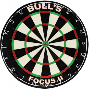 Bull's dartbord Focus II Bristle