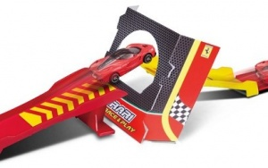 Bburago Ferrari launch set 1:43 rood