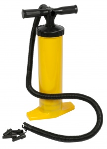 Camp Active hand 2000 CCpump with double action 50 cm yellow