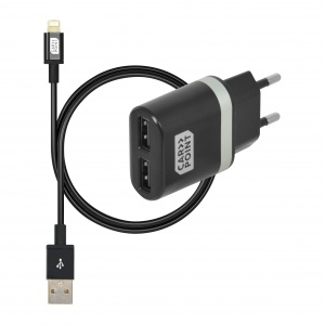 Carpoint Laderset Plus 2  in 1 USB