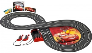 Carrera First racebaan Disney Pixar Cars 3 240 cm