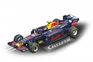 Carrera GO! (Plus) racebaanauto Red Bull Racing RB14 1:43 donkerblauw