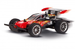 Carrera RC Fire Racer 2 raceauto 1:20 rood