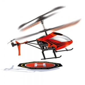 Carrera RC helicopter 2.4 GHz with Advent calendar 24 cm red